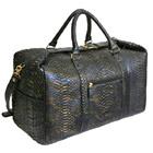 Специальные цены Женская сумка Alanda из кожи питона 986.