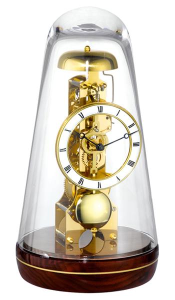 d3156b0b8c7a Настольные часы Hermle 22001-030791 в стеклянной колбе