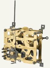 Механические часы HETTICH