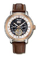 Часы наручные Ingersoll IN1808BK мужские стильные часы.