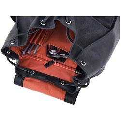 Бизнес-рюкзак из натуральной мягкой кожи.  Размеры - 38 х 35 х 13 см Вес...